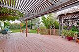 Deck (A) - 1475 Stone Creek Dr, San Jose 95132