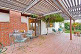 Deck (B) - 1475 Stone Creek Dr, San Jose 95132