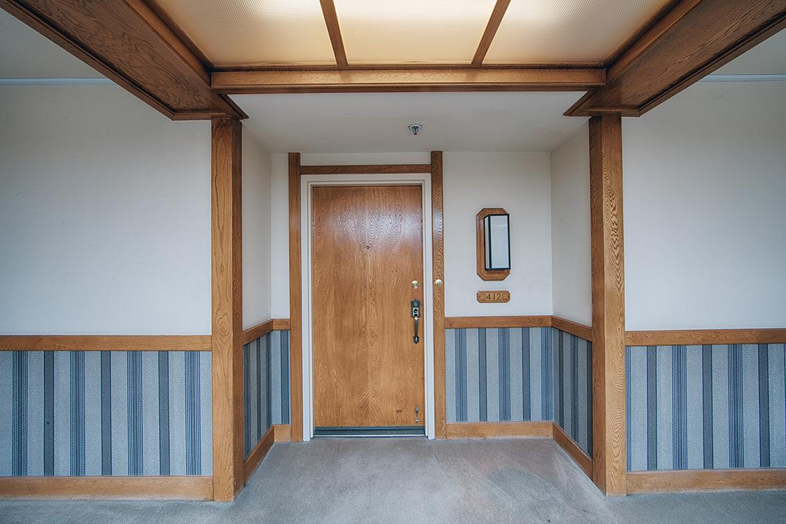 Front Door (A)