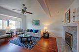 Living Room - 3715 Terstena Pl 412, Santa Clara 95051