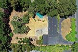 Aerial (B) - 17 Tuscaloosa Ave, Atherton 94027
