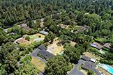 Aerial (I) - 17 Tuscaloosa Ave, Atherton 94027