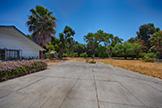 Backyard (A) - 17 Tuscaloosa Ave, Atherton 94027