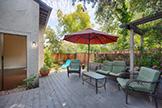 4014 Villa Vera, Palo Alto 94306 - Deck (A)