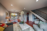 10572 White Fir Ct, Cupertino 95014 - Living Room (C)