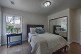 Bedroom 2 (B) - 704 Winchester Dr, Burlingame 94010
