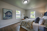 Bedroom 3 (A) - 704 Winchester Dr, Burlingame 94010