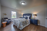 Bedroom 3 (B) - 704 Winchester Dr, Burlingame 94010