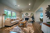 Living Room (B) - 704 Winchester Dr, Burlingame 94010