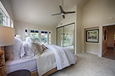 Master Bedroom (B) - 704 Winchester Dr, Burlingame 94010