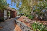 1624 Yorktown Rd, San Mateo 94402 - Sideyard (A)