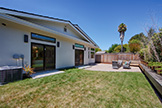 513 Burgoyne St, Mountain View 94043 - Backyard (A)