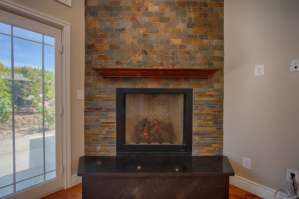 Fireplace (A) - 43264 Coit Ave