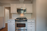 Kitchen Range (A) - 813 Covington Rd, Belmont 94002