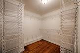813 Covington Rd, Belmont 94002 - Master Closet
