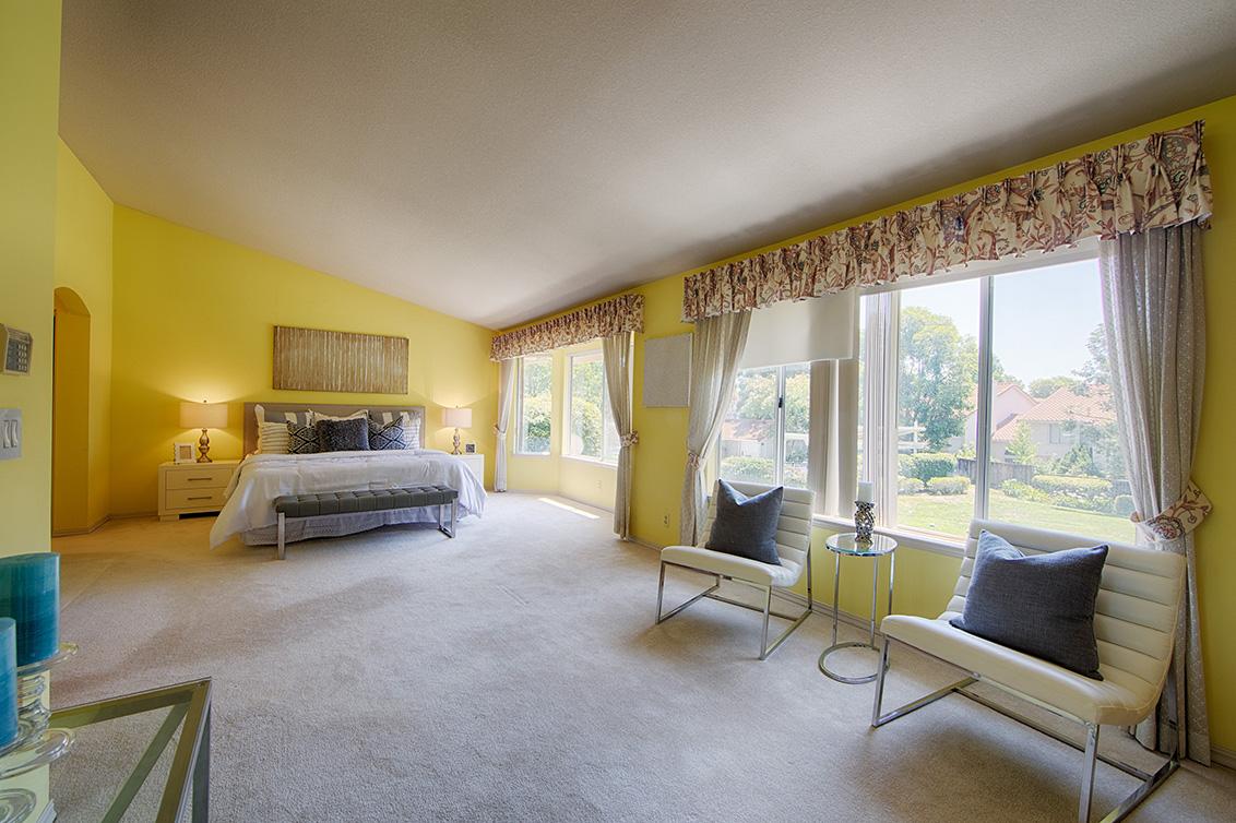 Master Bedroom (F)