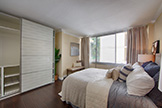 400 Davey Glen Rd 4524, Belmont 94002 - Bedroom (A)
