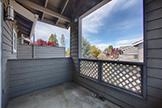 800 E Charleston Rd 15, Palo Alto 94303 - Balcony (A)