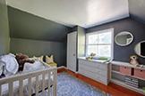 1400 Edgewood Rd, Redwood City 94062 - Bedroom 3 (A)