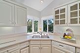 205 Eleanor Dr, Woodside 94062 - Cottage Kitchen (B)