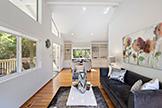 205 Eleanor Dr, Woodside 94062 - Cottage Living Room (C)