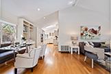 205 Eleanor Dr, Woodside 94062 - Cottage Living Room (D)