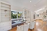 205 Eleanor Dr, Woodside 94062 - Cottage Living Room (E)