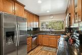 Kitchen - 2419 Fordham Dr, Santa Clara 95051