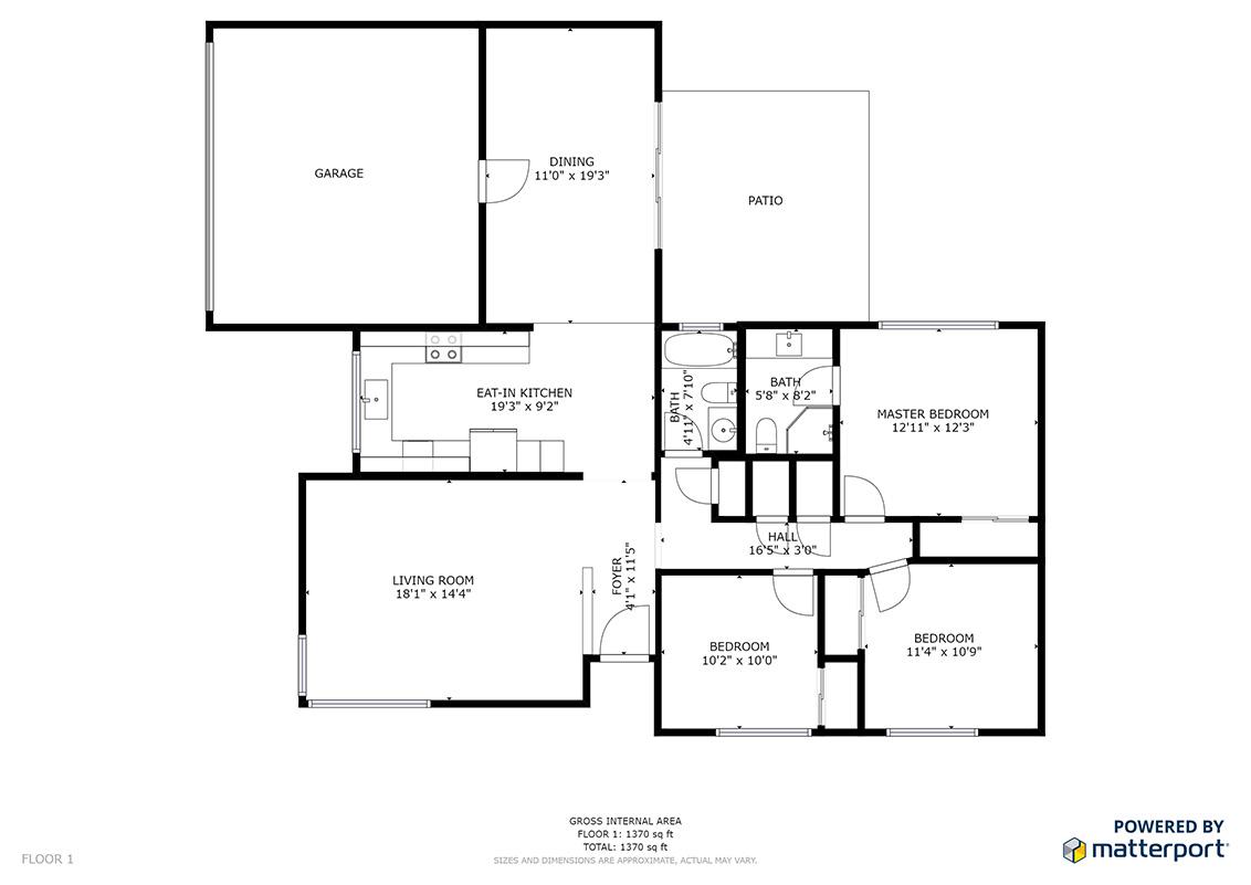 Main Floor Plan (A)