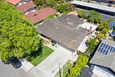 837 Gladiola Dr, Sunnyvale 94086 - Aerial (A)