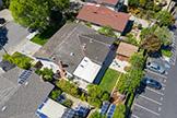 837 Gladiola Dr, Sunnyvale 94086 - Aerial (B)