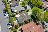 837 Gladiola Dr, Sunnyvale 94086 - Aerial (D)
