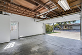 837 Gladiola Dr, Sunnyvale 94086 - Garage