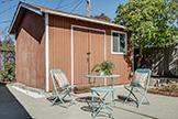 837 Gladiola Dr, Sunnyvale 94086 - Garden Shed (A)