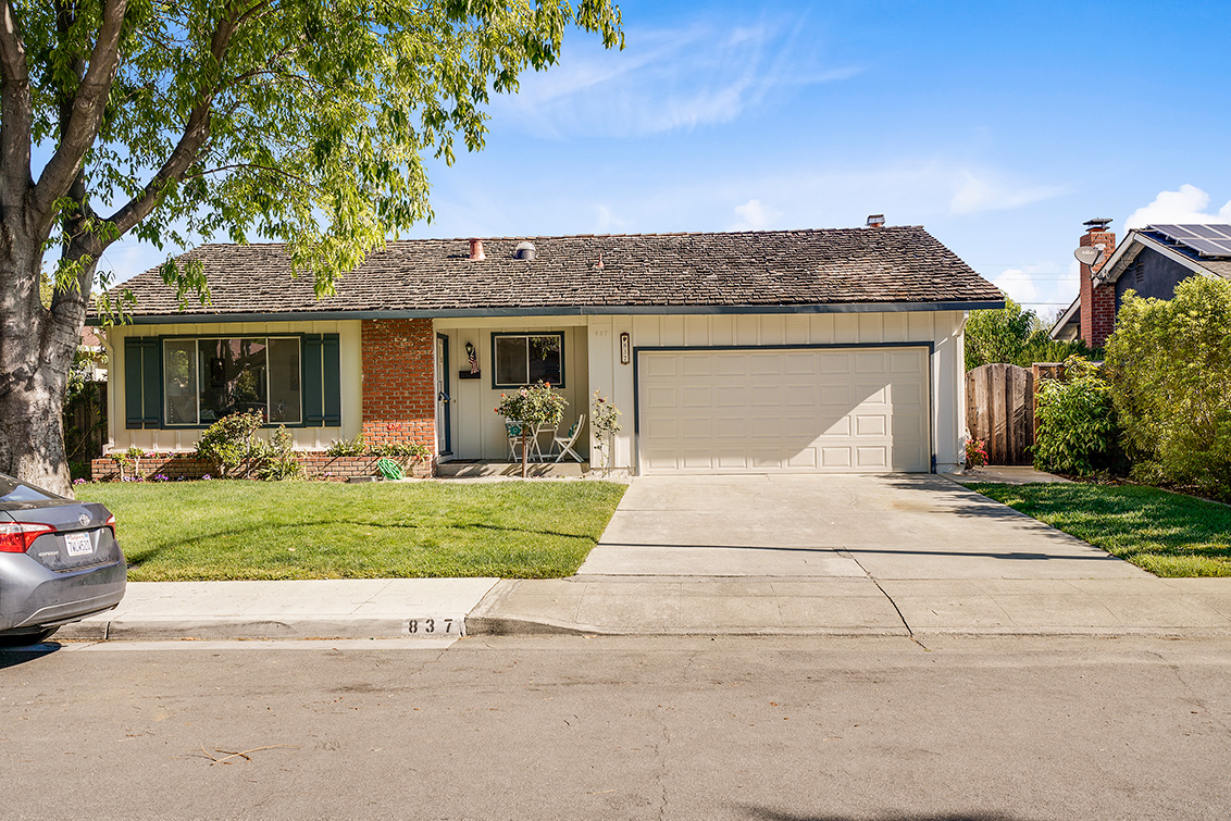 Picture of 837 Gladiola Dr, Sunnyvale 94086 - Home For Sale