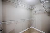 2988 Grassina St 113, San Jose 95136 - Master Closet (A)