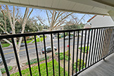 1720 Halford Ave 327, Santa Clara 95051 - Balcony View (A)