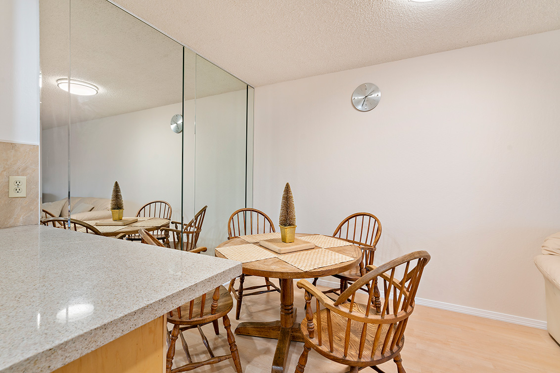 Dining Area (A) - 1720 Halford Ave 327