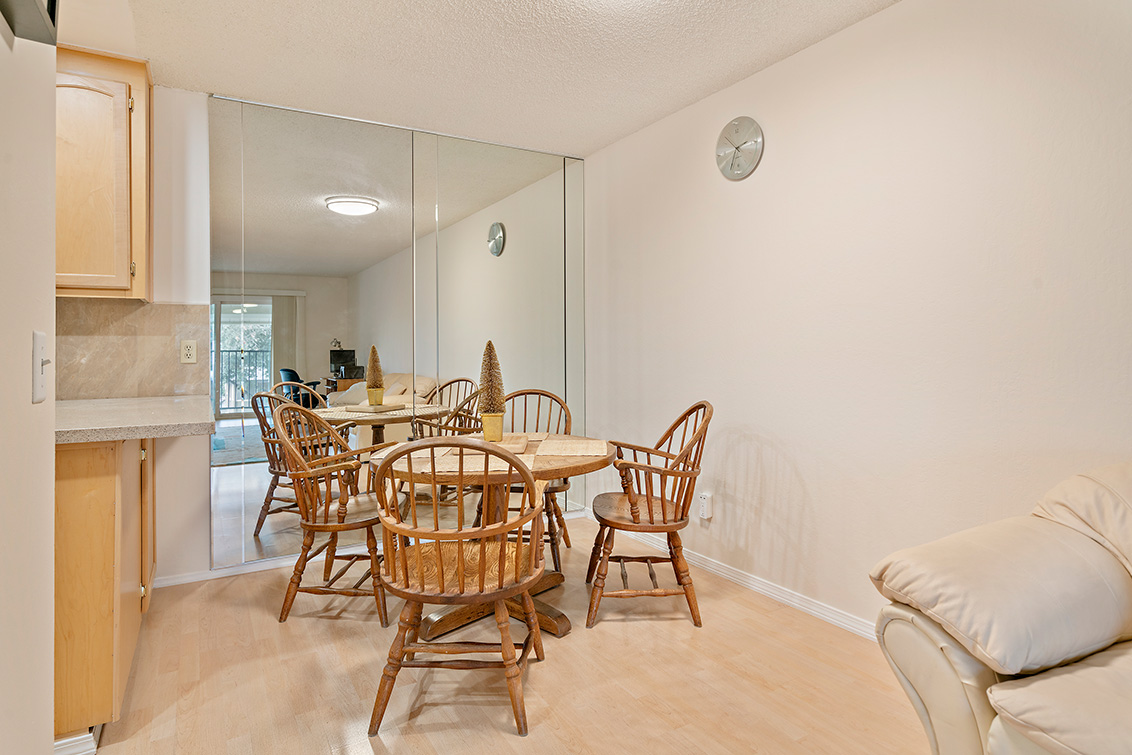 Dining Area (B) - 1720 Halford Ave 327