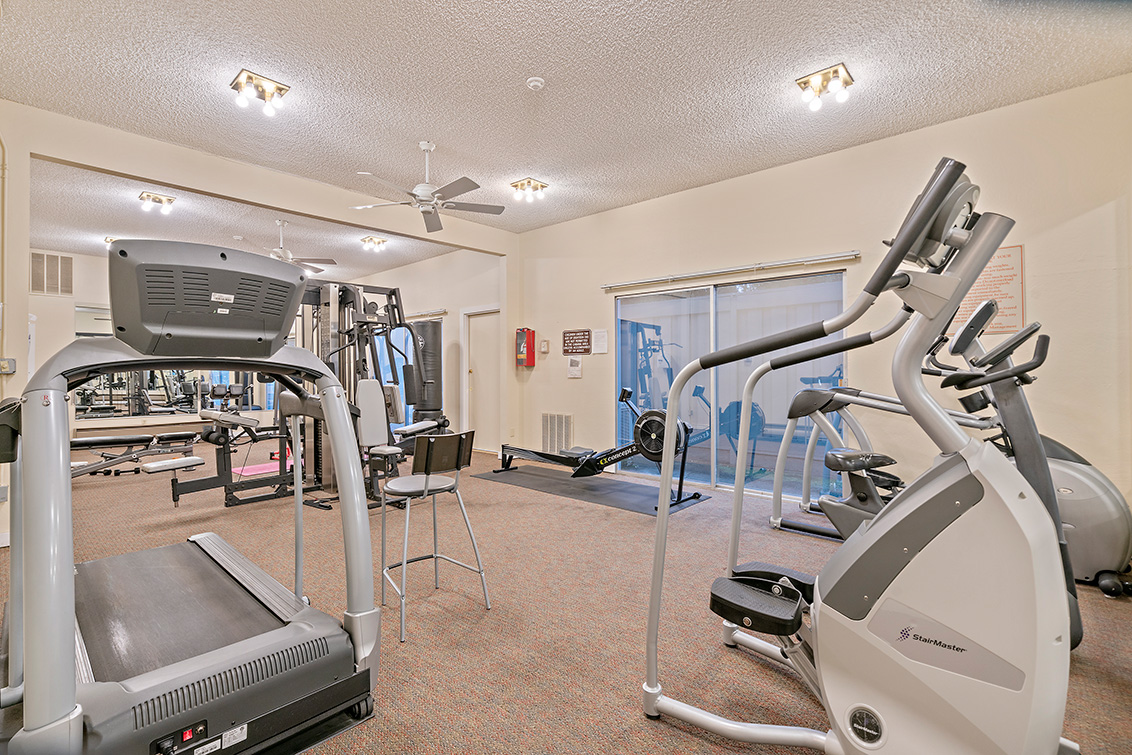 Gym (A) - 1720 Halford Ave 327