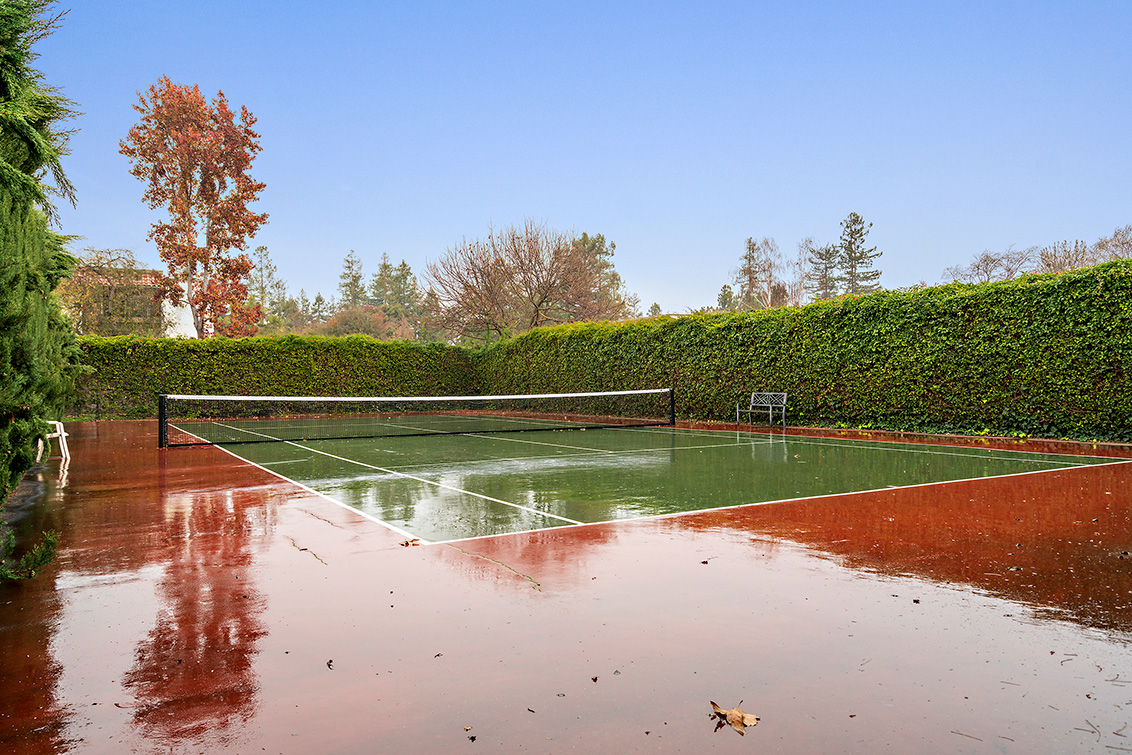 Tennis Court (A) - 1720 Halford Ave 327
