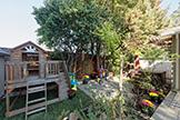 980 Hall St, San Carlos 94070 - Backyard (D)
