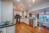 980 Hall St, San Carlos 94070 - Kitchen (A)