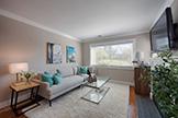 980 Hall St, San Carlos 94070 - Living Room (A)