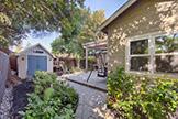 980 Hall St, San Carlos 94070 - Side Yard (A)