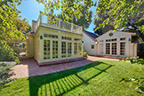 1437 Hamilton Ave, Palo Alto 94301 - Backyard (A)