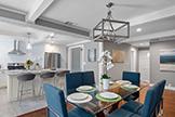 1442 Hampton Dr, Sunnyvale 94087 - Dining Room (A)