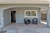 1442 Hampton Dr, Sunnyvale 94087 - Front Porch (A)
