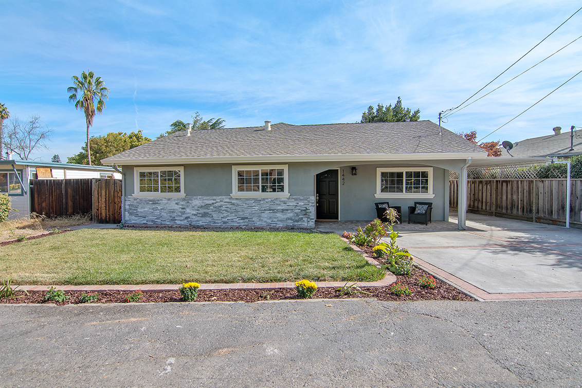 1442 Hampton Dr - Sunnyvale Real Estate