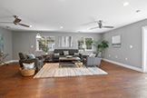 1442 Hampton Dr, Sunnyvale 94087 - Living Room (A)